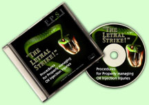 Lethal Strike DVD
